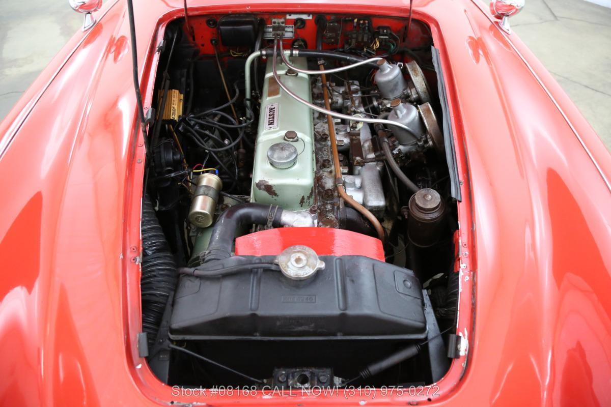1963 Austin-Healey 3000 BJ7 #59