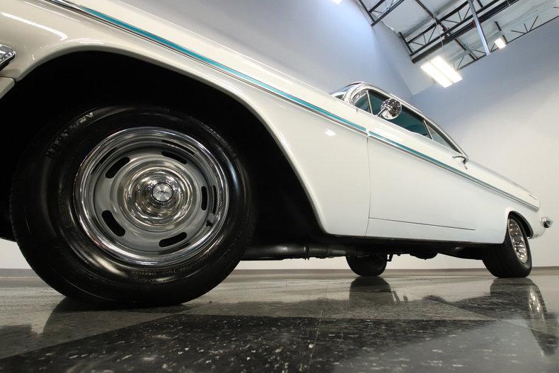 1961 Chevrolet Bel Air Bubble Top #8