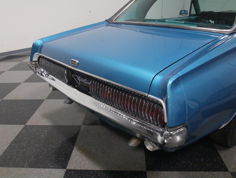 1967 Mercury Cougar #20