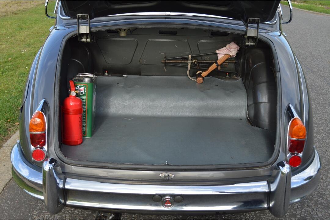 Jaguar Mk2 3.8 Genuine Coombs #8