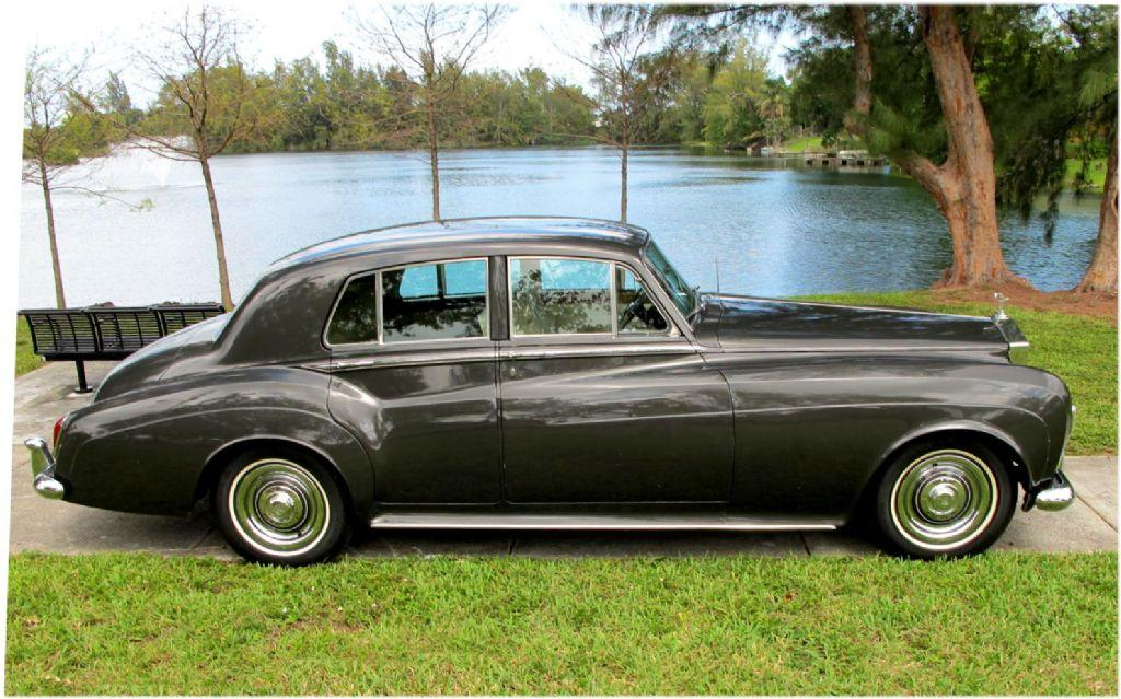 1963 Rolls-Royce Silver Cloud III Standard Sedan #LSCX49 – 49,636 Miles #2