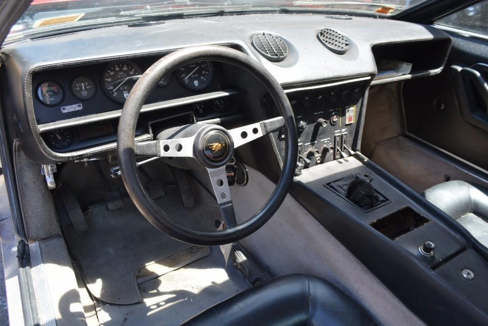 1976 Lamborghini Jarama S #3