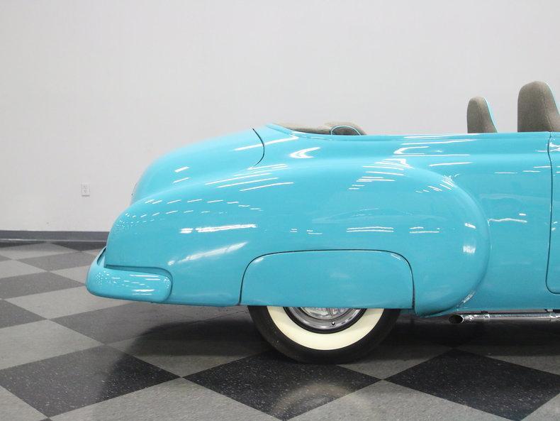 1949 Chevrolet Sedan Roadster #23