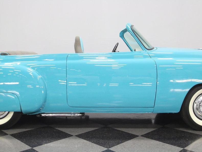 1949 Chevrolet Sedan Roadster #24