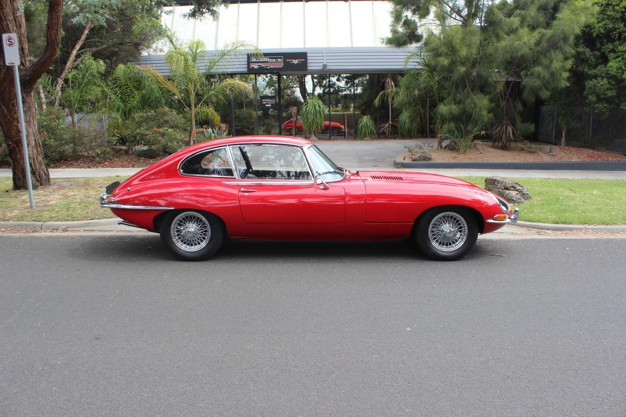 Jaguar E-Type #1