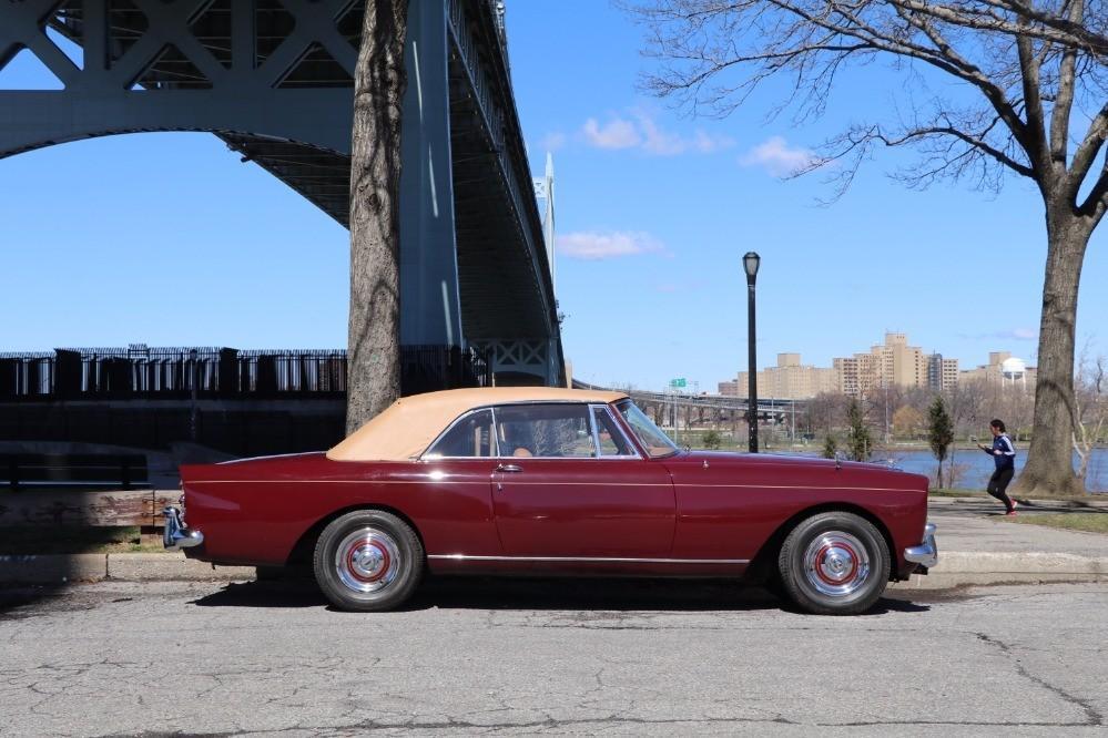 1962 Bentley S2 Continental Park Ward #15