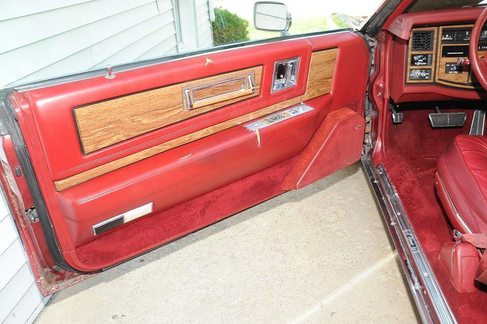 1984 Cadillac El Dorado -BIARRITZ EDITION- 48,500 ORIGINAL MILES- Stock # 841CV for sale near Mundelein, IL | IL Cadillac Dealer #7