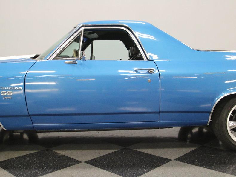 1970 Chevrolet El Camino #12