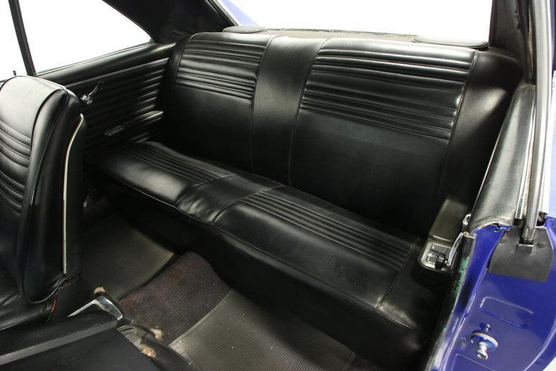 1967 Chevrolet Chevelle SS 396 Clone #42