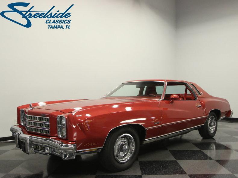 1977 Chevrolet Monte Carlo Landau #0