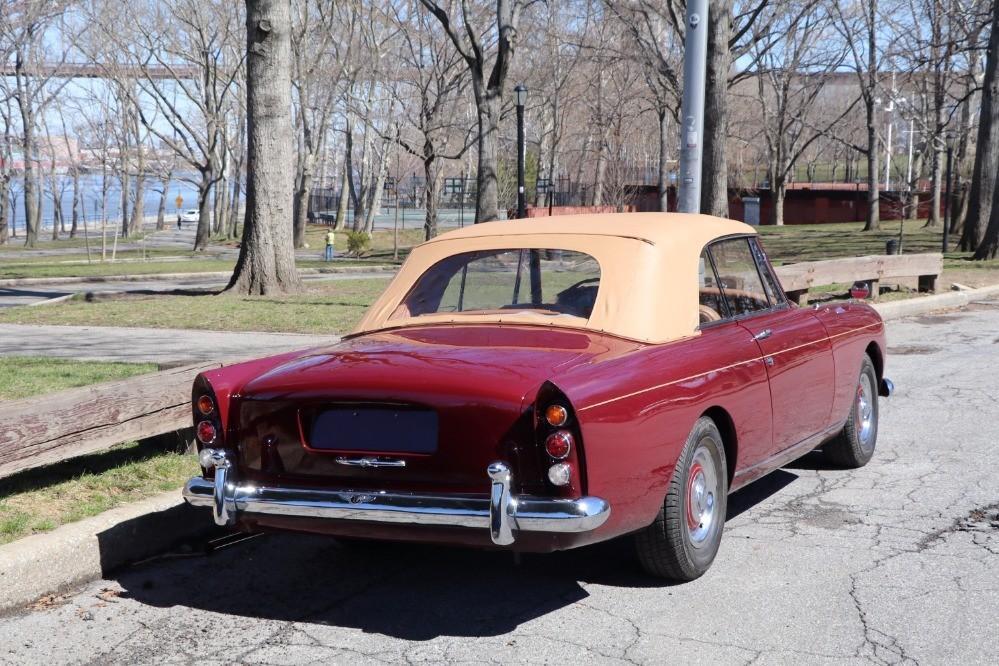 1962 Bentley S2 Continental Park Ward #6