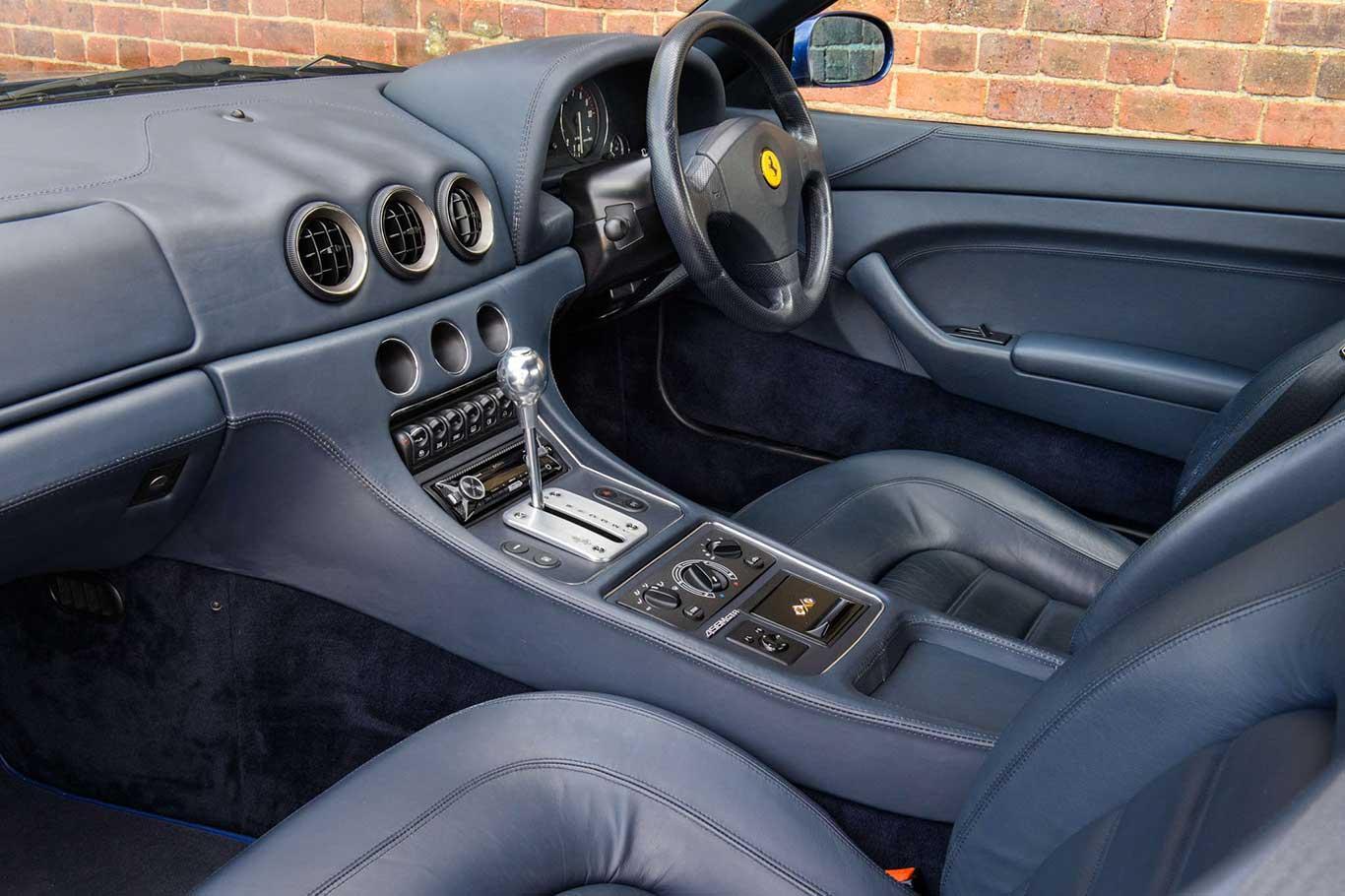 2003 Ferrari 456M GTA RHD #13