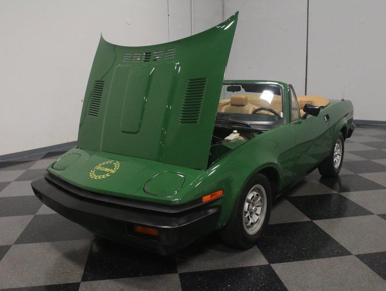 1980 Triumph TR7 #40