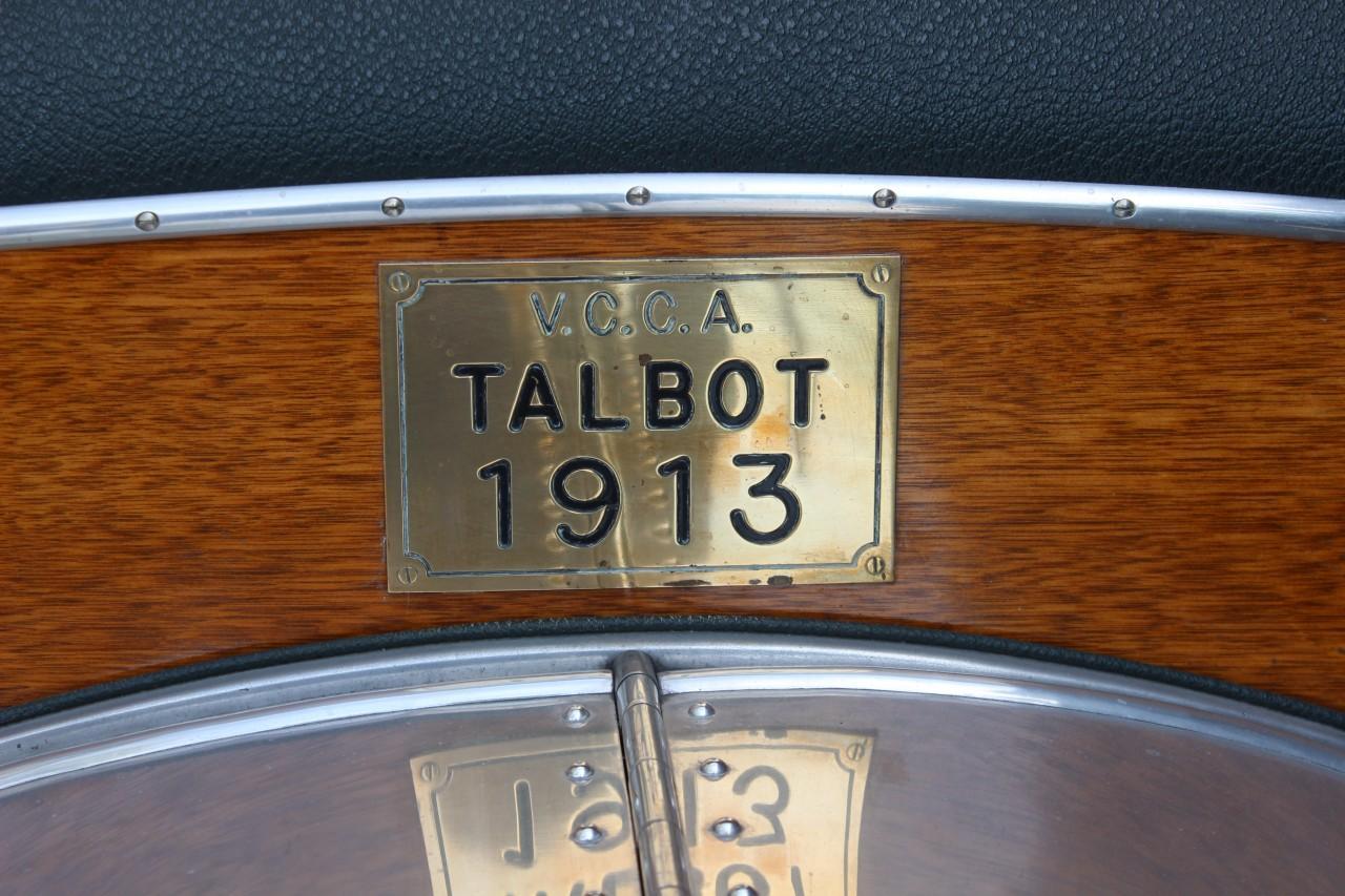 Talbot 12hp CT #2