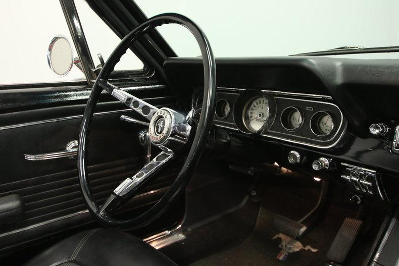 1966 Ford Mustang Convertible #50