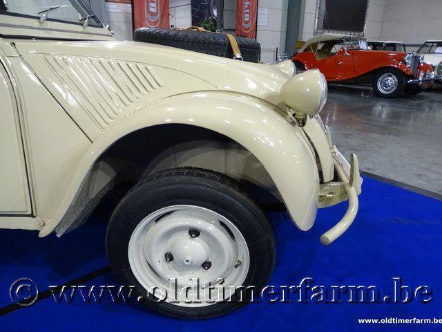 Citroën 2CV 4x4 Sahara '62 #52