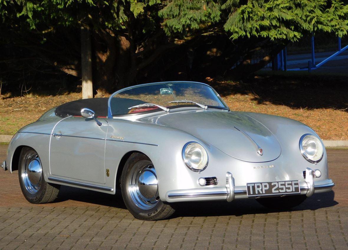 Porsche 356 Speedster 1968 #0