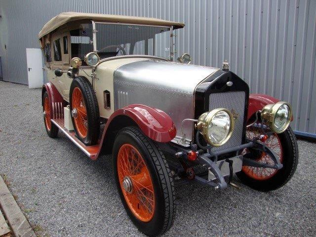 1921 Wolseley Model 20 C8 #0
