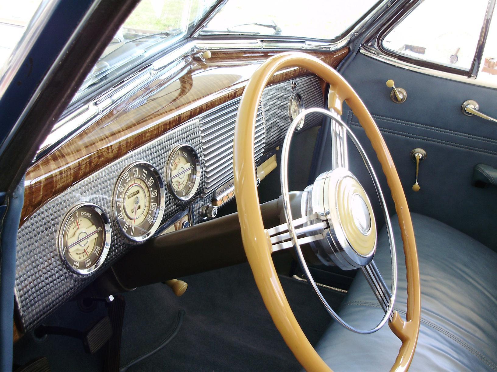 1940 BUICK CENTURY CONVERTIBLE SEDAN - Vintage Motors of Sarasota Inc. #27