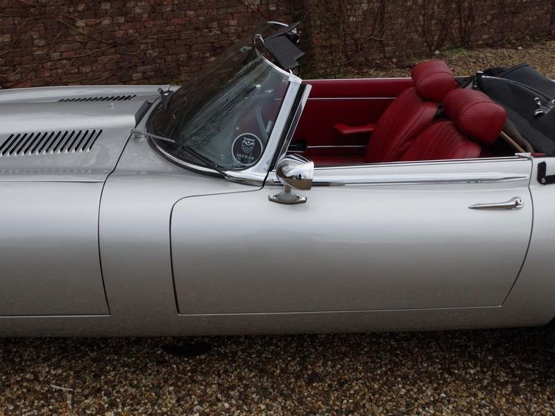 Jaguar E-type series 3 V12 convertible manual gearbox, with factory AC (1973) #27