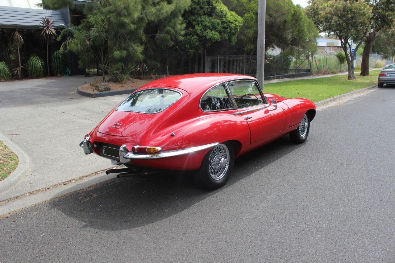 Jaguar E-Type #7