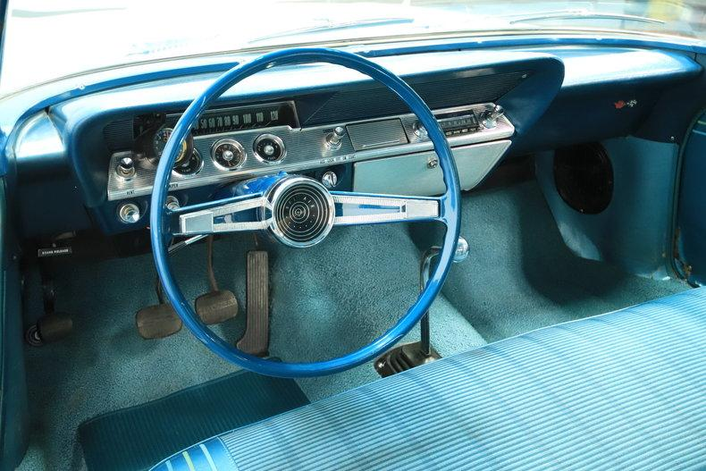 1961 Chevrolet Bel Air Bubble Top #35