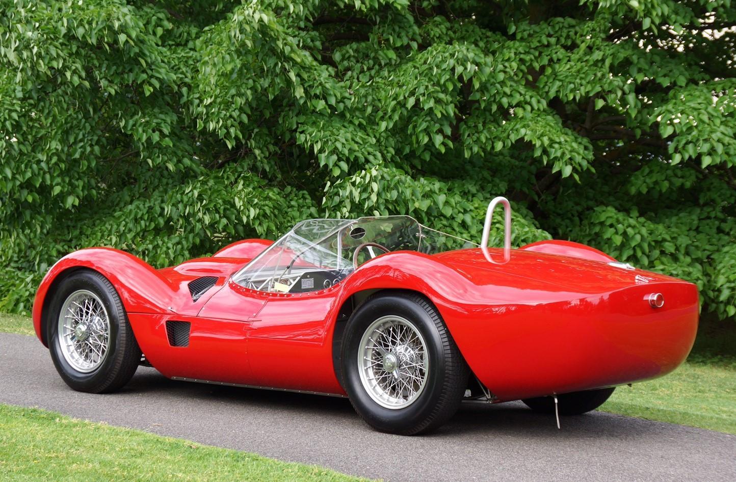 Maserati Tipo 61 Birdcage #4