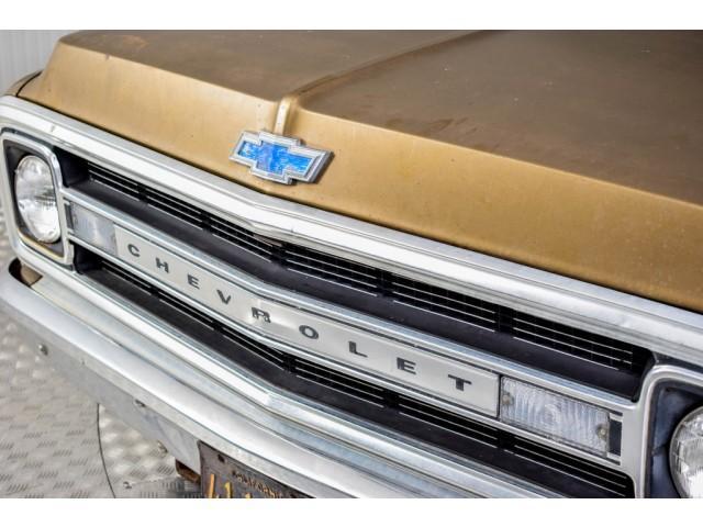 Chevrolet Pickup Custom Camper V8 #50