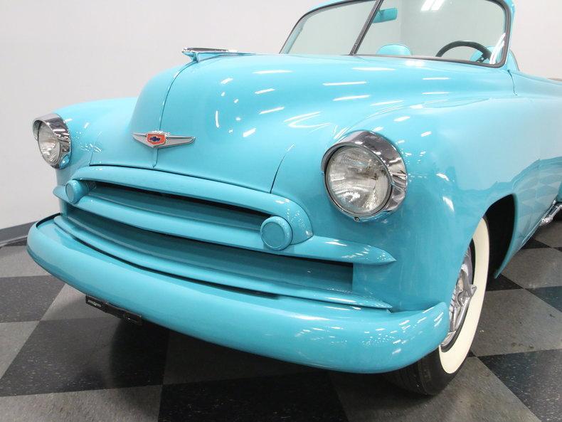 1949 Chevrolet Sedan Roadster #9