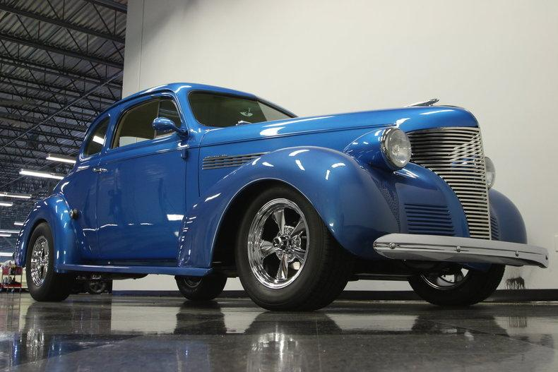 1939 Chevrolet Business Coupe #25