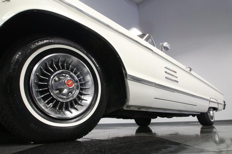 1966 Plymouth Sport Fury Convertible #8