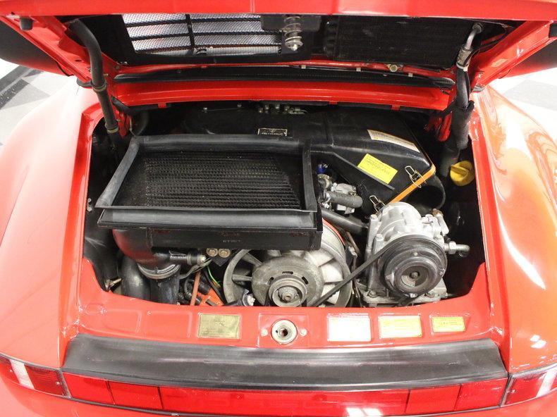 1988 Porsche 911 Turbo Cabriolet #2