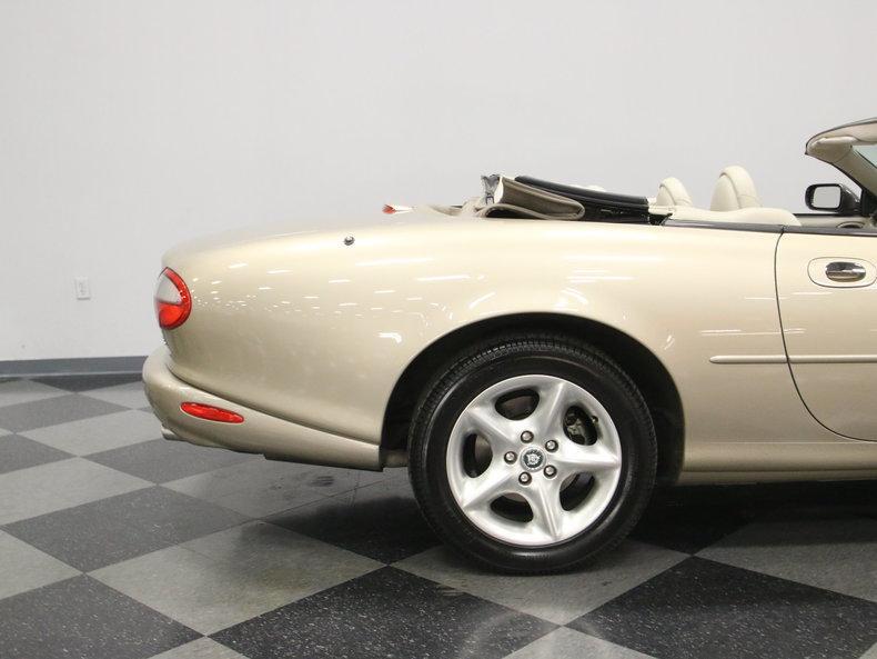2000 Jaguar XK8 #28