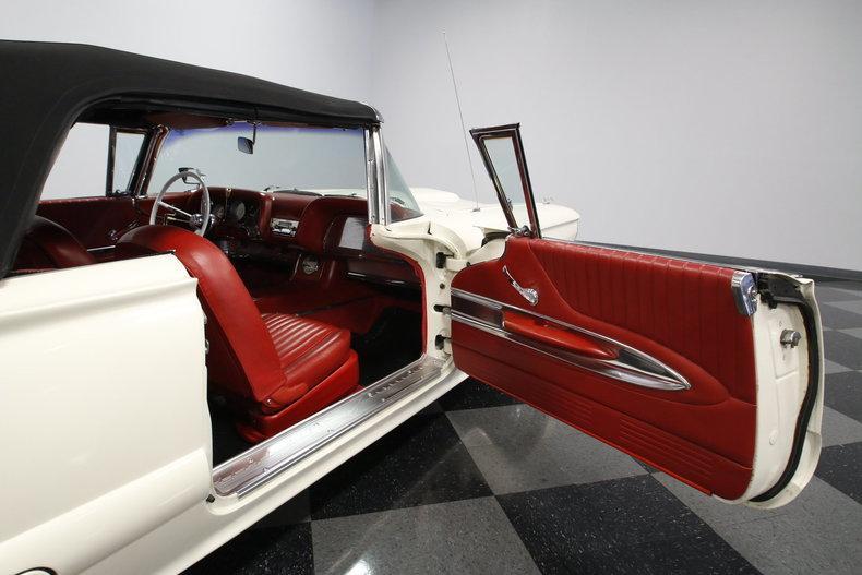1960 Ford Thunderbird J-Code #51