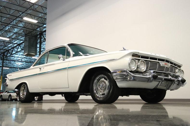 1961 Chevrolet Bel Air Bubble Top #25