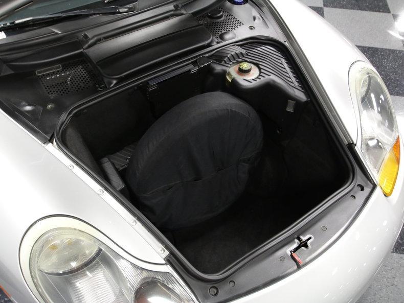 2002 Porsche Boxster #40