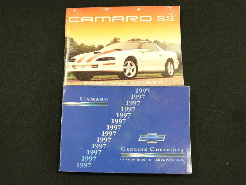 1997 Chevrolet Camaro SS 30th Anniversary SLP Edition #64