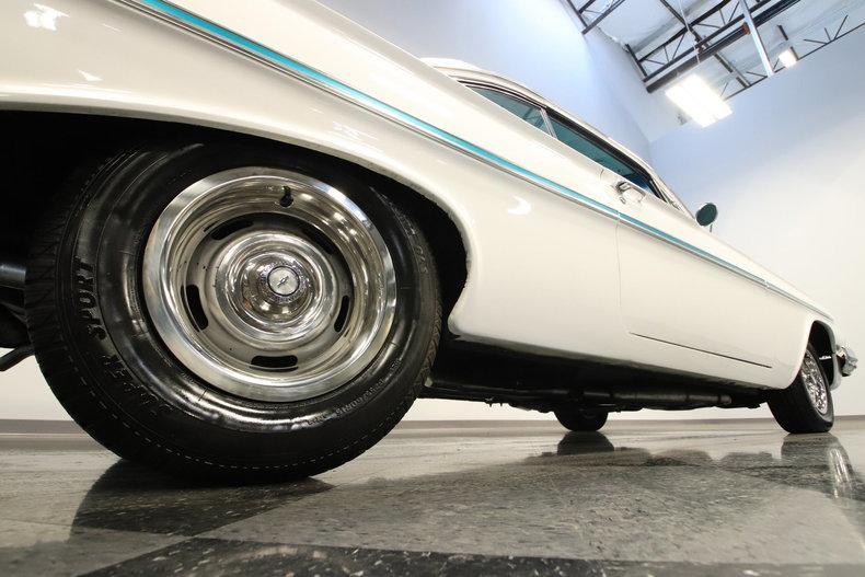 1961 Chevrolet Bel Air Bubble Top #18