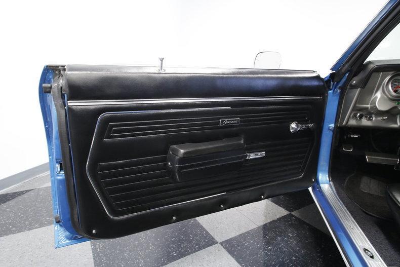 1969 Chevrolet Camaro #34