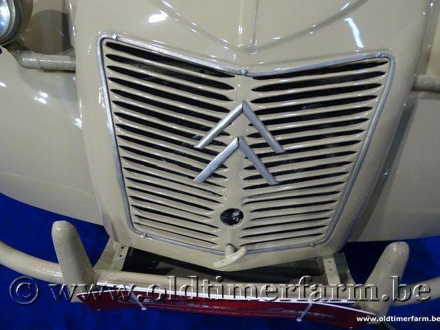 Citroën 2CV 4x4 Sahara '62 #56
