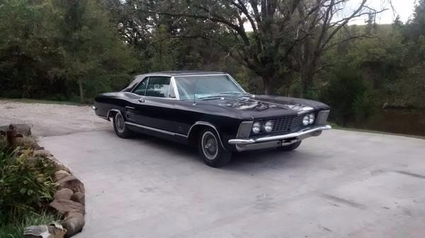 1963 Buick Riviera -PROJECT CAR READY FOR YOUR LOVE- Stock # 1463IAVP for sale near Mundelein, IL | IL Buick Dealer #1