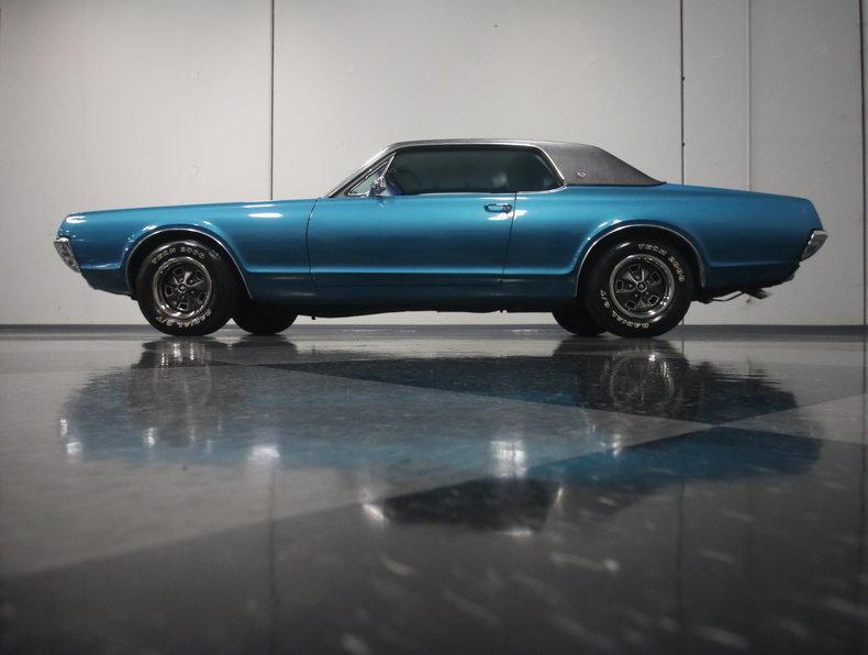 1967 Mercury Cougar #10
