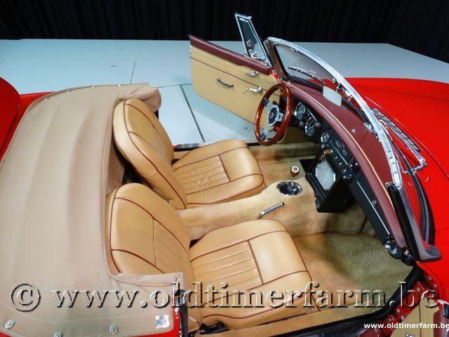 MG B Roadster Red '67 #148