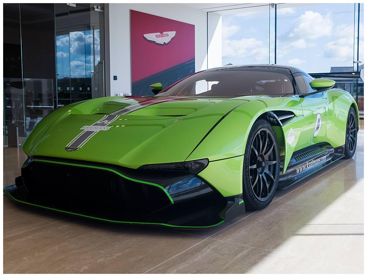 Aston Martin Vulcan (Vat Qualifying) #35