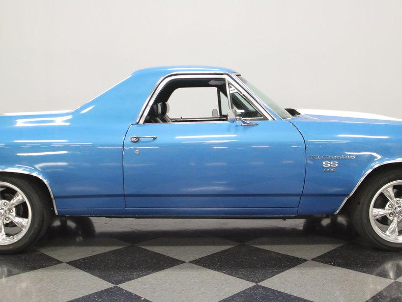 1970 Chevrolet El Camino #25