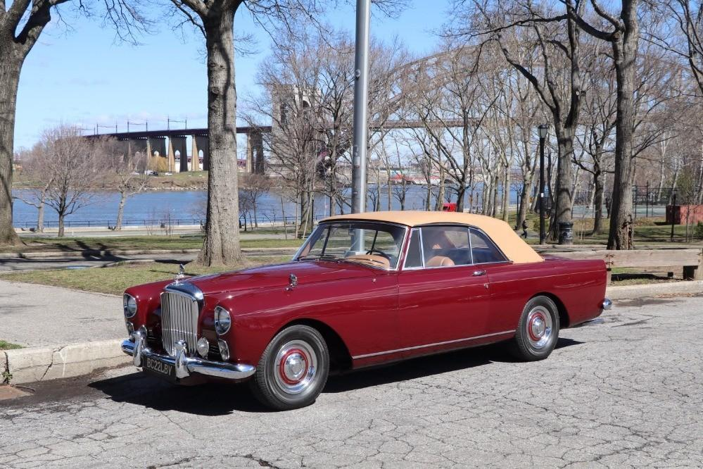 1962 Bentley S2 Continental Park Ward #1