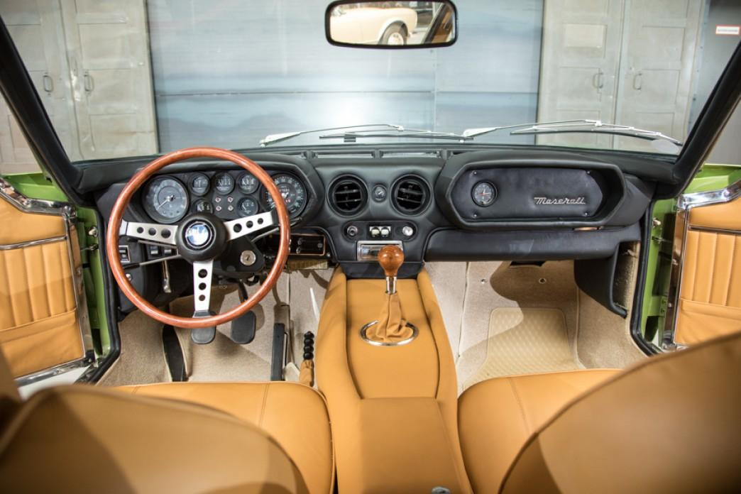 1970 Maserati Indy 4200 Coupe #15