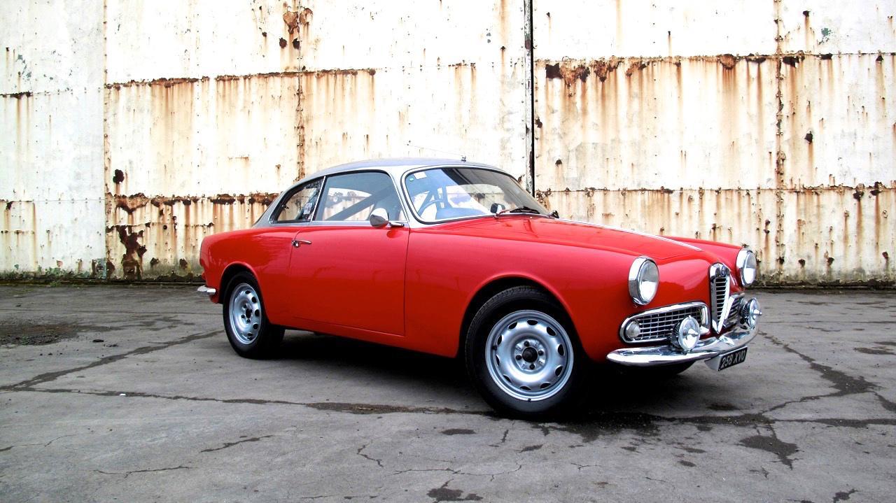 Alfa Romeo Giulia Sprint 1963 #0
