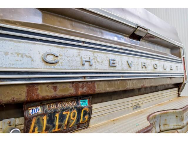 Chevrolet Pickup Custom Camper V8 #21
