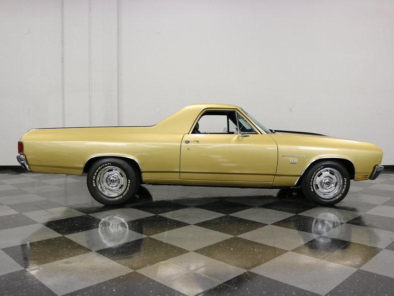 1970 Chevrolet El Camino #22